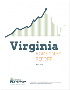 April 2017 Home Sales Report Cover