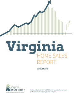 August 2018 Home Sales Report