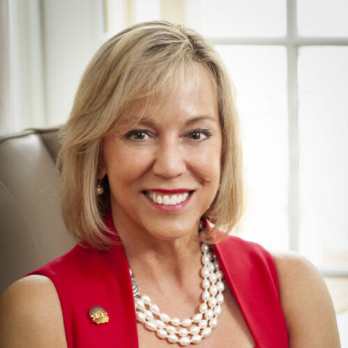 Portrait of Denise Ramey