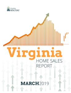 Home Sales Report - March 2019