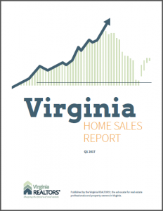 Q1 2017 Home Sales Report Cover