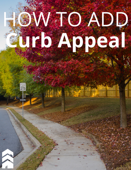 How to add Curb Appeal - Logo
