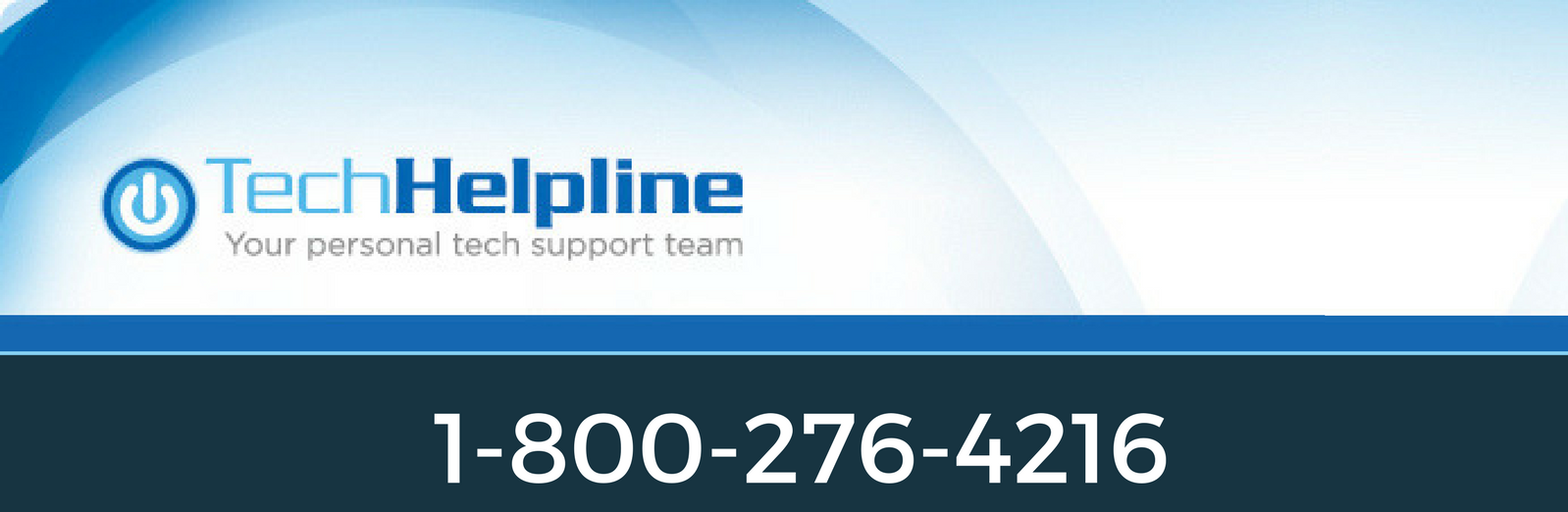 Tech Helpline Banner