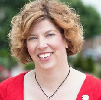 Portrait of Katrina M. Smith
