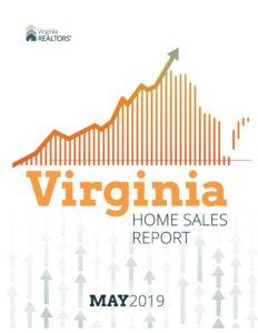 Virginia Home Sales Report - May 2019