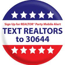 TEXT REALTORS to 30644
