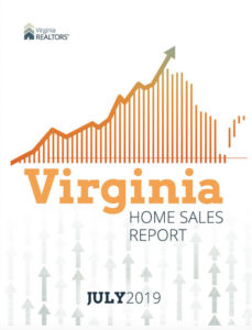 July 2019 Virginia Home Sales Report