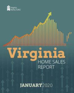 January 2020 Virginia Home Sales Report