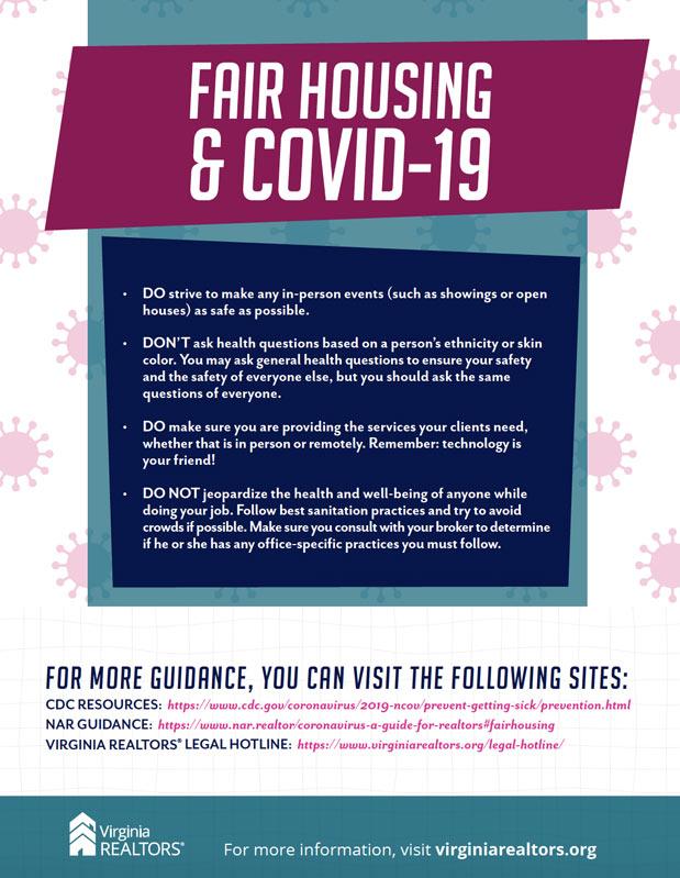 Fair Housing & COVID-19