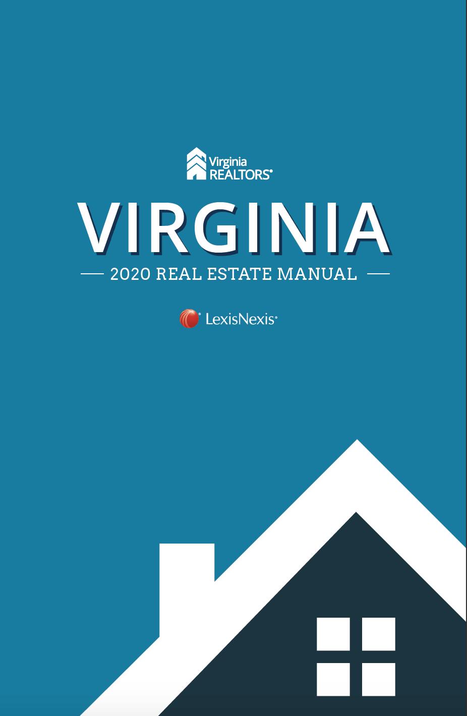 2020 Virginia Real Estate Manual