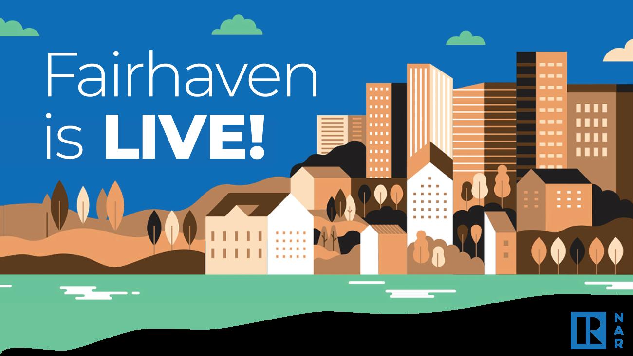 Fairhaven is LIVE!