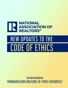 New Updates to the Code of Ethics