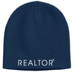 """Receive this REALTOR®-branded winter hat as a """"thank you"""" gift for your $15 contribution to RPAC."""