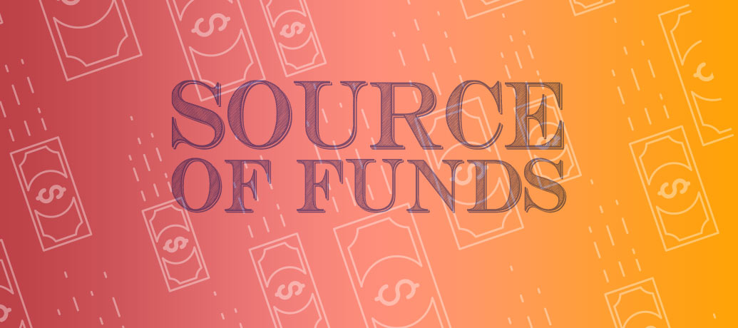 VREB Issues Guidance Document on Source of Funds