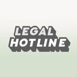 Legal Hotline
