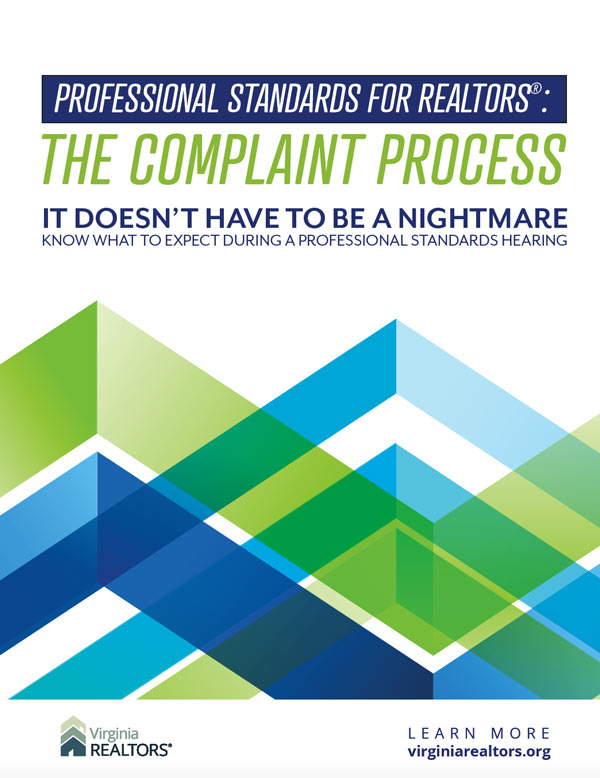 The Complaint Process poster