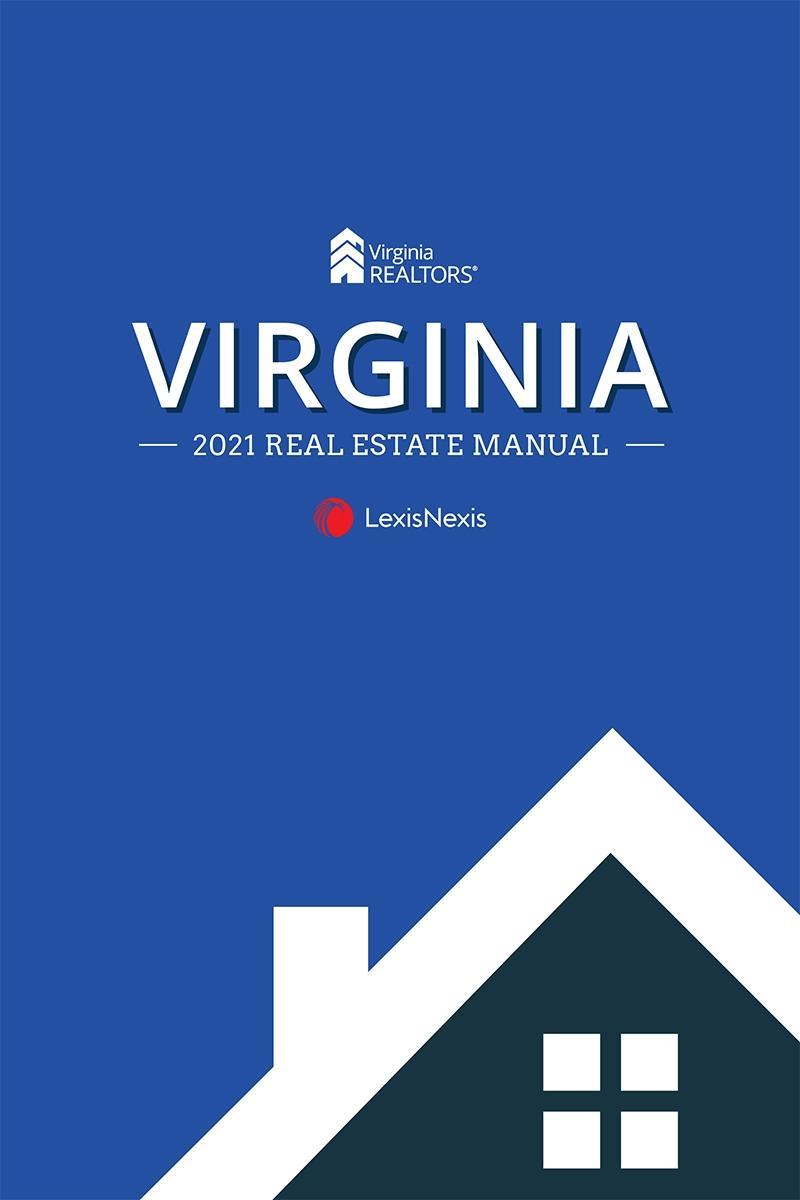 2021 Virginia Real Estate Manual