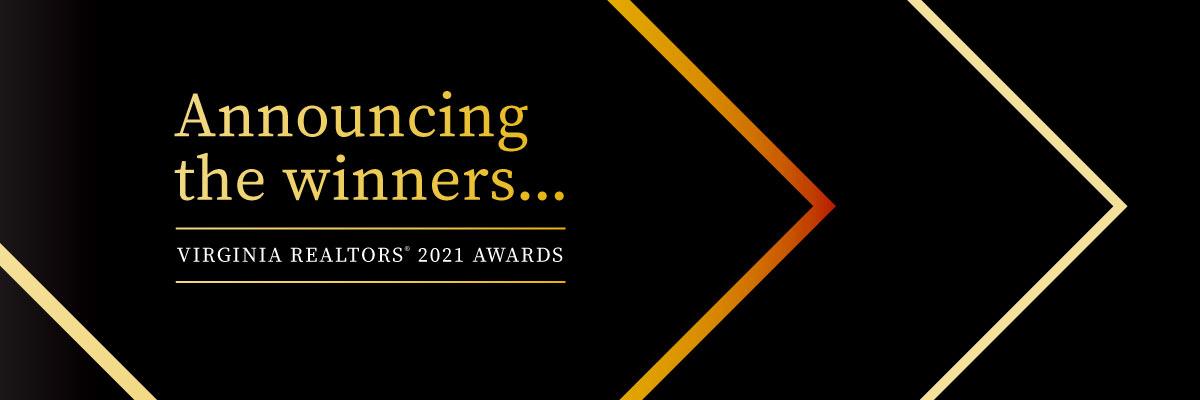 Virginia REALTORS® 2021 Awards Winners